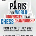 FIDE WORLD UNIVERSITY TEAM CHESS CHAMPIONSHIP 2021
